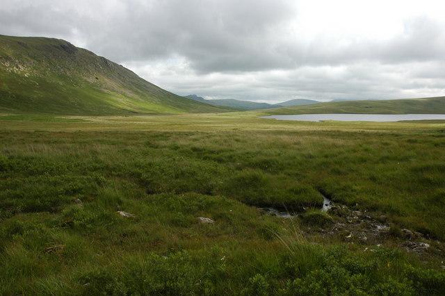 Esk Fell and Burnmoor Tarn