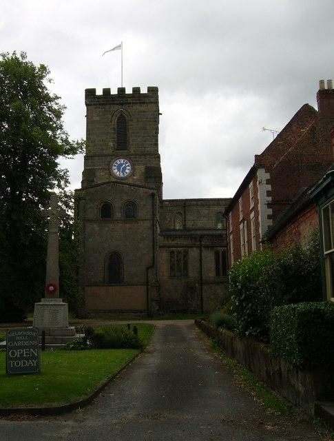 Melbourne Parish Church
