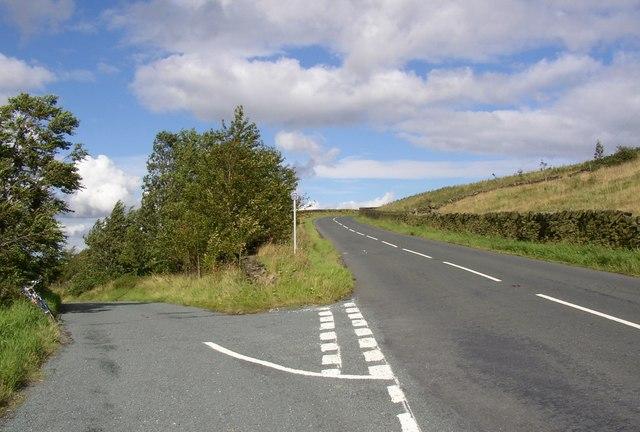 Holt Head Road, Linthwaite and Meltham