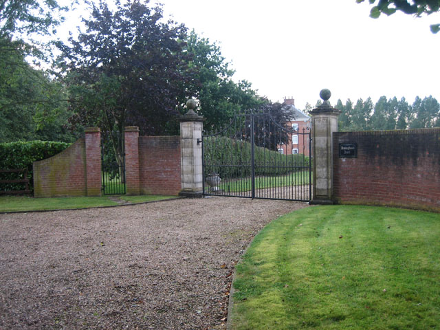 Irmingland Hall, near Saxthorpe