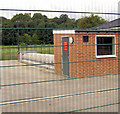 SE4204 : Darfield Army Cadets rifle range. by Steve  Fareham