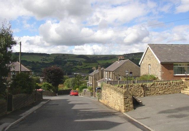 Linfit Lane, Linthwaite