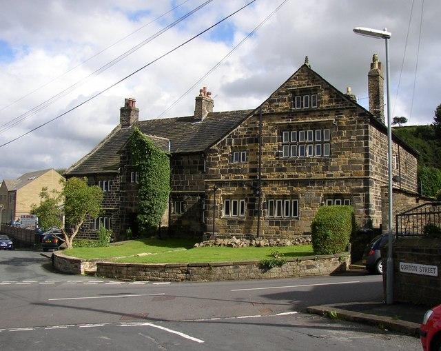 Linthwaite Hall, Linfit Lane, Linthwaite