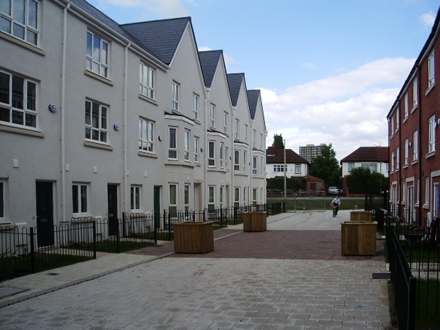 Evergreen Mews, Salford