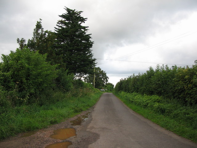 Caryedge Lane