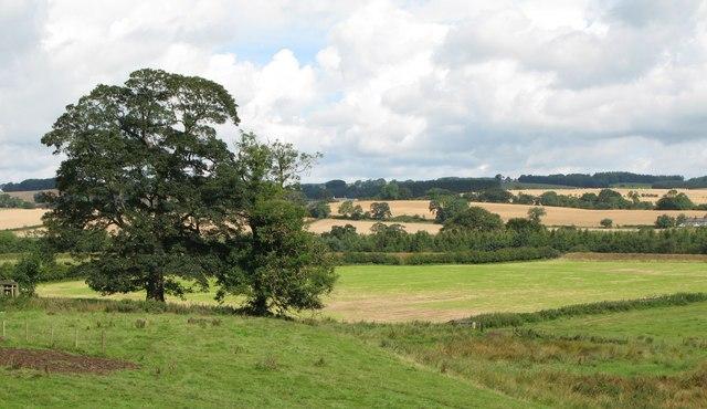 Farmland near Houghton Strother