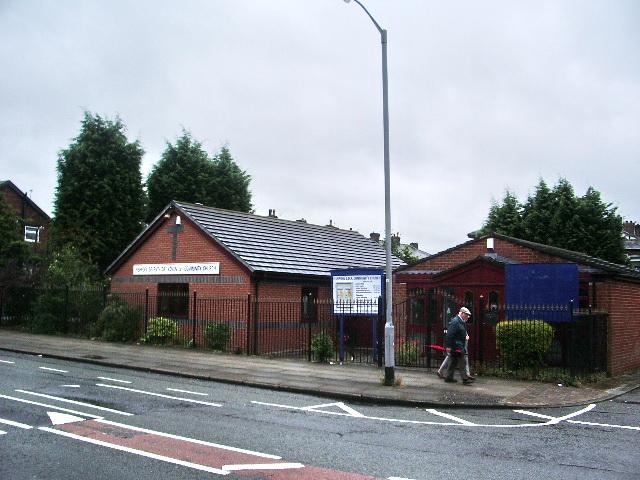 Fishpool Seventh Day Adventist Community Church, Parkhills Road, Bury