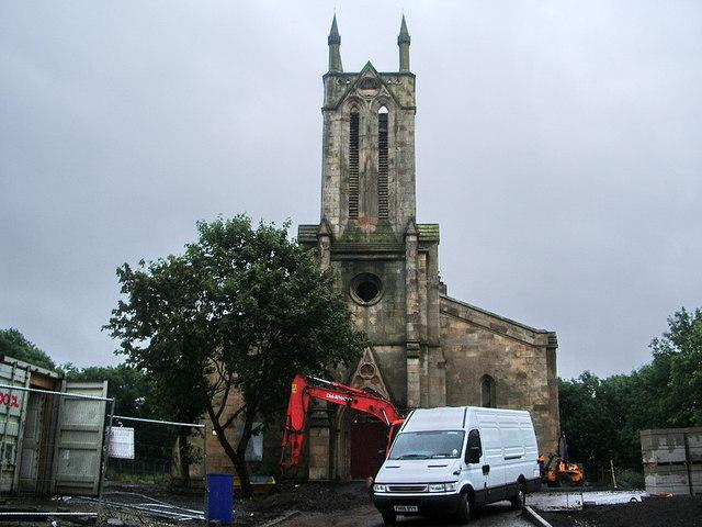 The Parish Church of St Paul, Bury