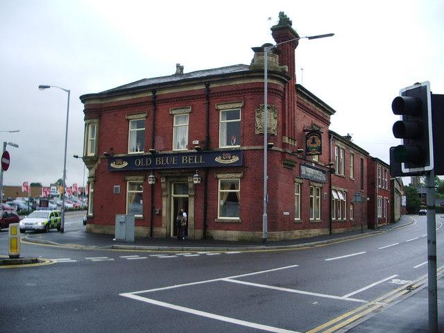 Old Blue Bell, Bury