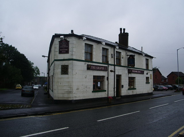 """The Grapes"" Bury"