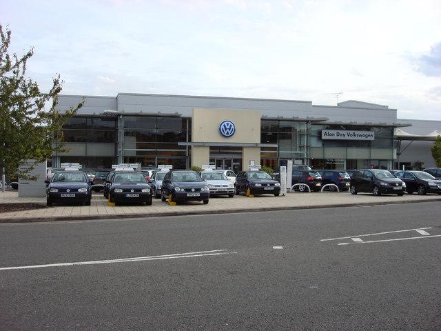 Alan Day Volkswagen