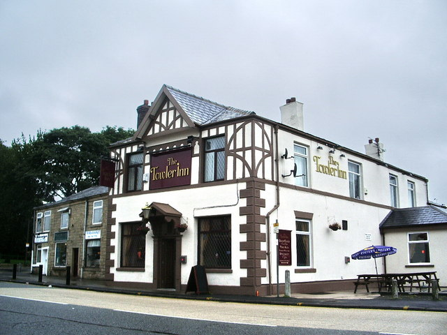 The Towler Inn, Walmersley Road, Bury