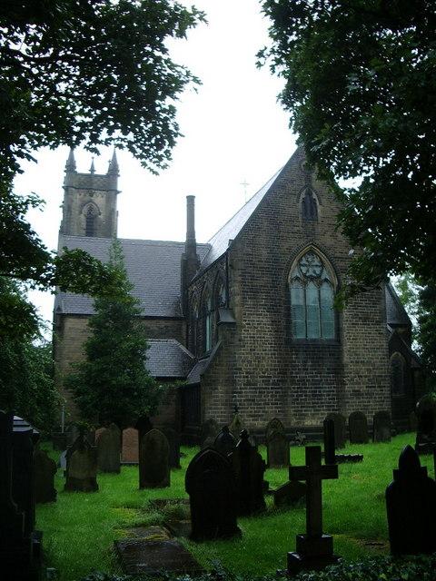 Christ Church, Walmersley, Bury
