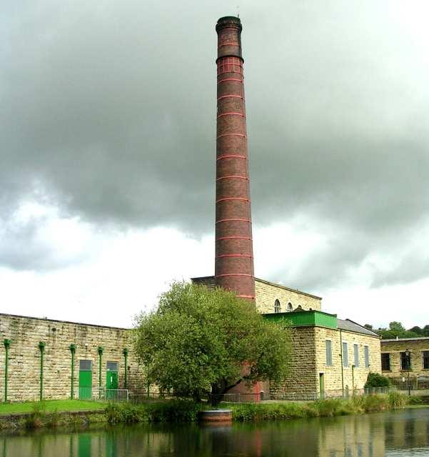 Queen Street Mill