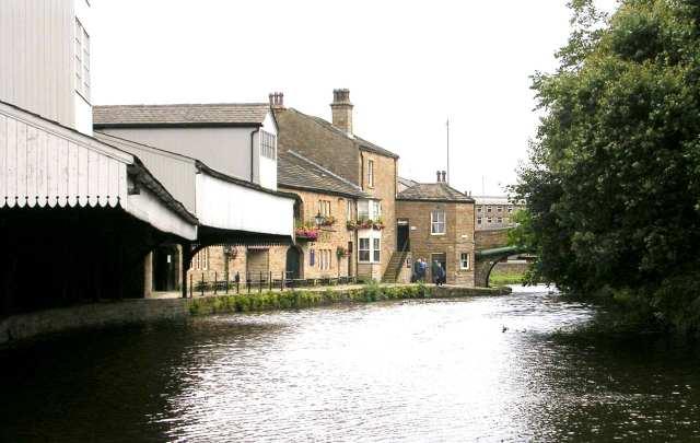 Weavers' Triangle - Leeds/Liverpool Canal