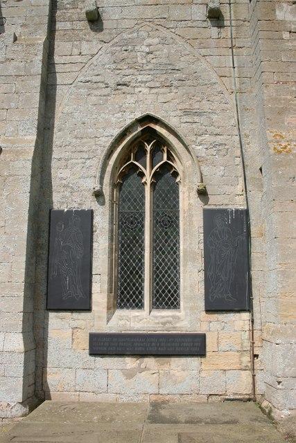 St.Gilbert memorial