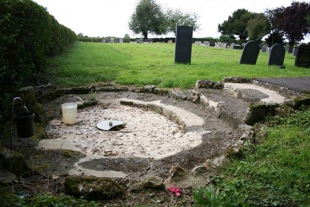 St.Gilbert's well