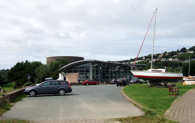 The Ocean Lab,  Wdig/Goodwick