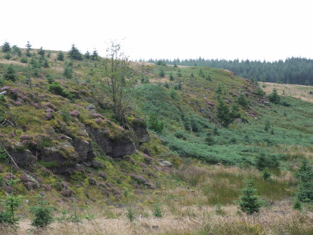 Little Samuel's Crags