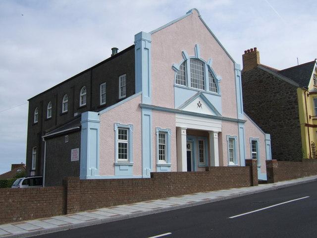 Masonic temple