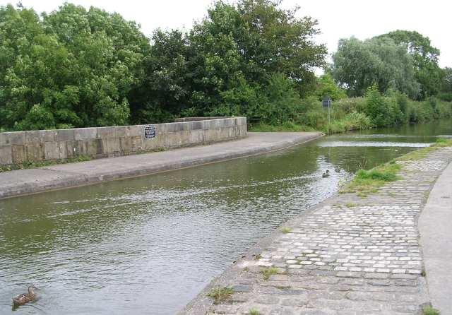 Wyre Aqueduct - Lancaster Canal