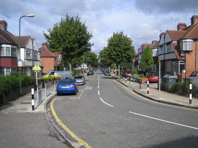 Wembley: Grasmere Avenue