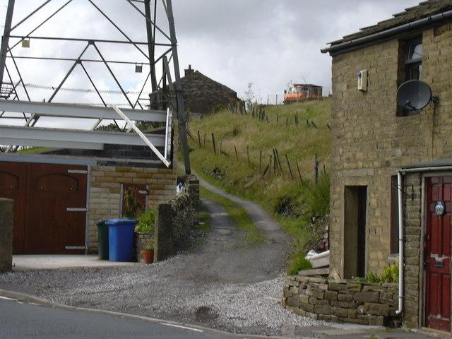 Todmorden Old Road