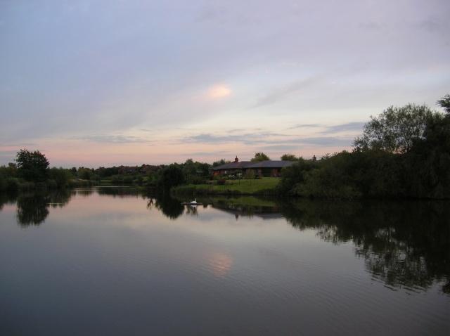 Lake - Milton Keynes