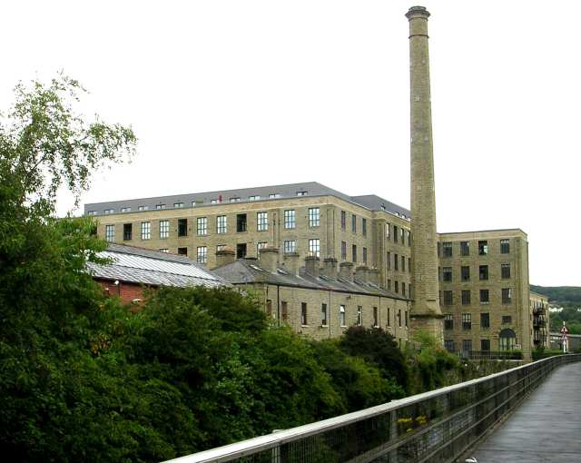 Ilex Mill Chimney