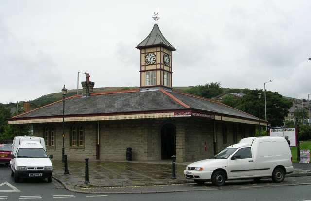 Rawtenstall Station Exterior