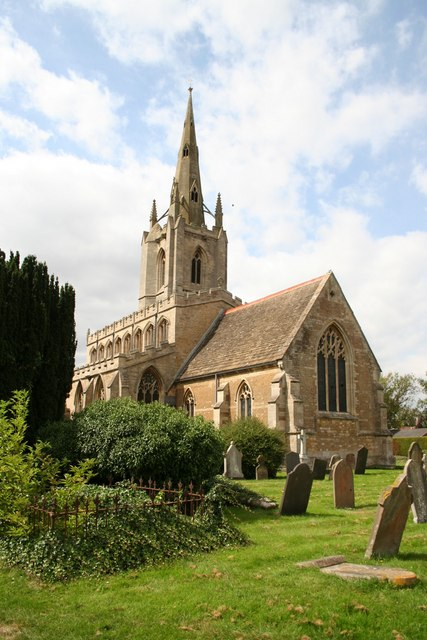 St.Andrew's church, Billingborough