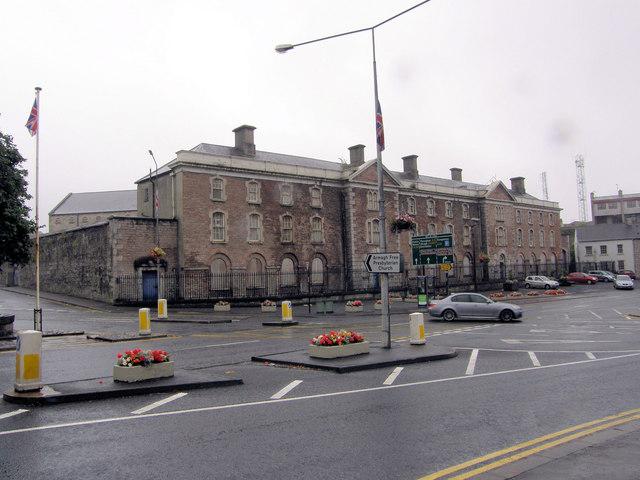 Armagh Prison.
