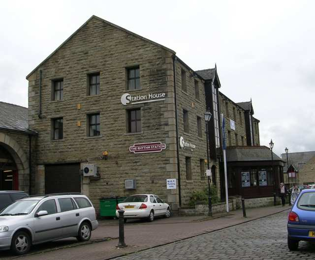 Station House Warehouse - Rawtenstall Station