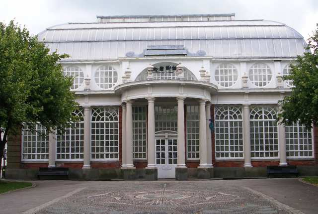 Glasshouse - Williamson Park