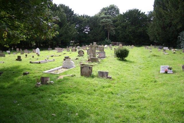 St.Helen's graveyard