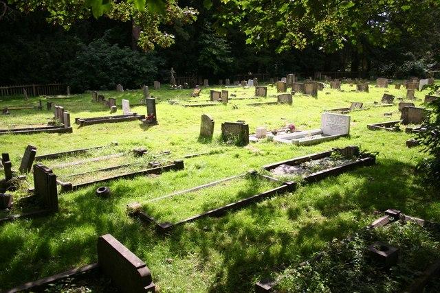 St.Helen's churchyard