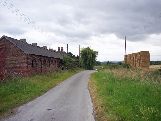 Near Low Field Farm