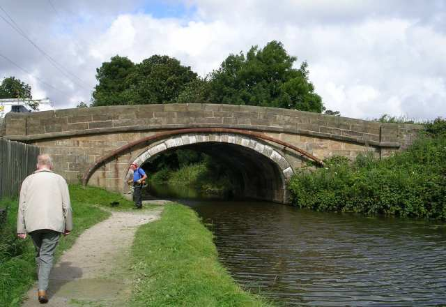 Bridge 108 over Lancaster Canal