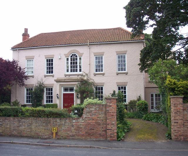 Creyke House, Welton