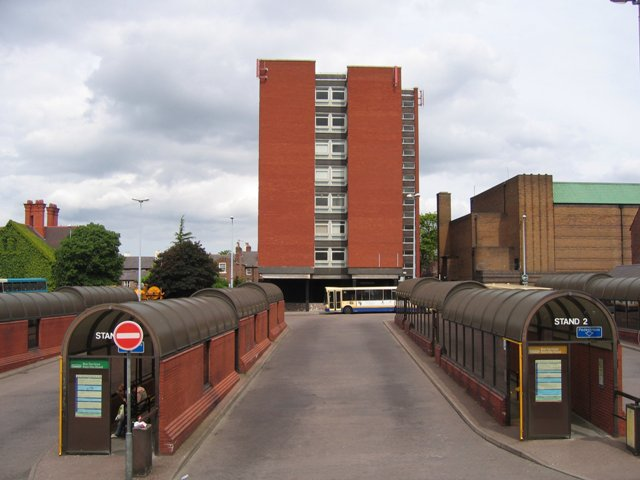Commerce House and Chester Bus Station