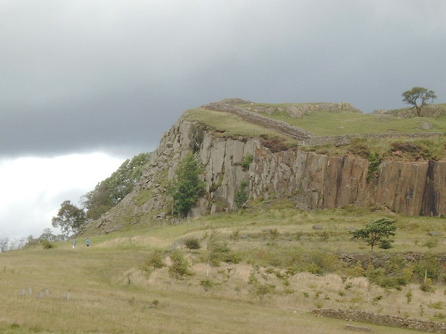 Walltown Crags