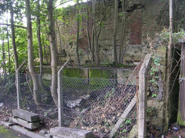 Possible site of Engine House - Ramsbottom Mill