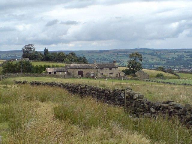 Carr Bottom Farm, Burley Moor