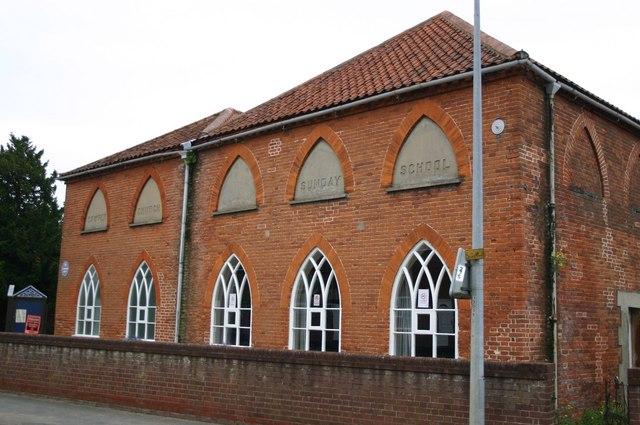 Cowper Church Sunday School, East Dereham