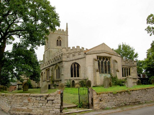 St. John the Baptist church Misson.