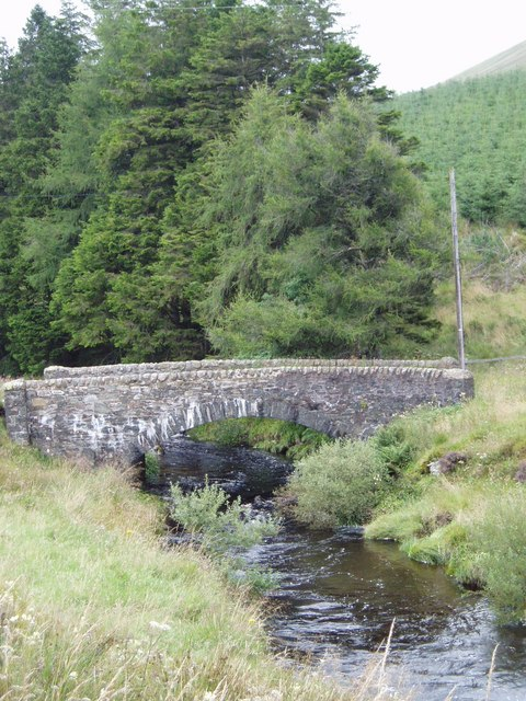 Holm of Dalquhairn Bridge.
