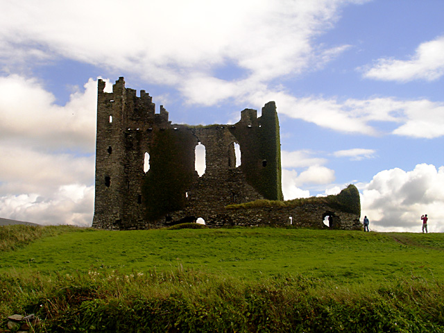 Ballycarbury Castle