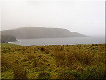 V4482 : Land above Cooncrome Harbour by Linda Bailey