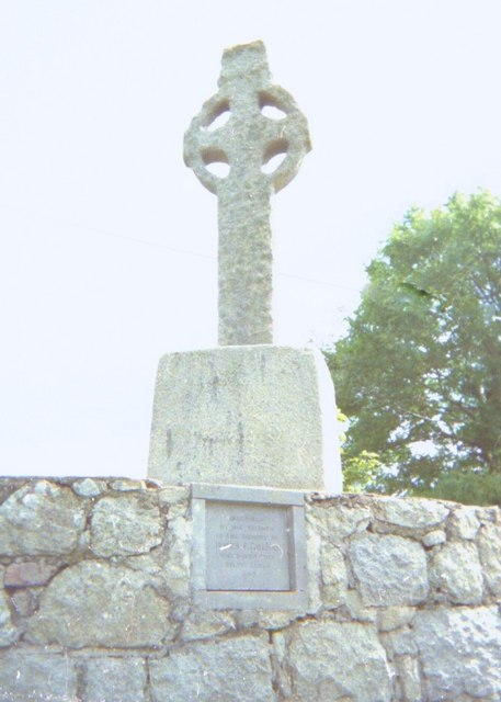Tully Celtic Cross