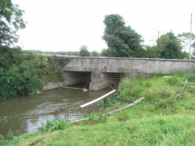 Bridge on the Skane River at Balgeeth